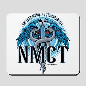 NMCT Caduceus Blue Mousepad