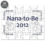 Nana-to-Be 2012 Puzzle