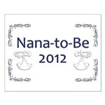 Nana-to-Be 2012 Small Poster