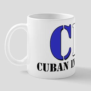 CIA Cuban Mug