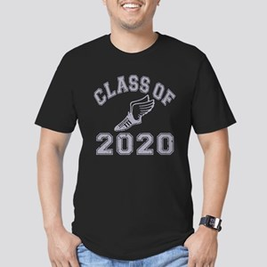 Class of 2020 Track & Field Men's Fitted T-Shirt (