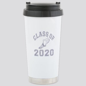 Class of 2020 Track & Field Stainless Steel Travel
