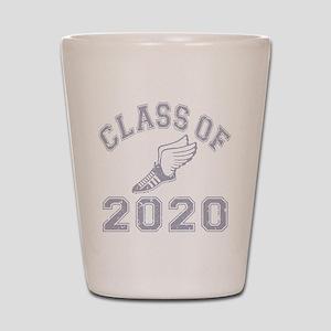 Class of 2020 Track & Field Shot Glass