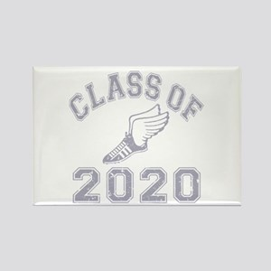 Class of 2020 Track & Field Rectangle Magnet