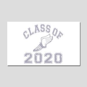 Class of 2020 Track & Field Car Magnet 20 x 12