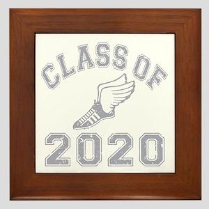 Class of 2020 Track & Field Framed Tile