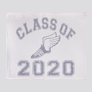 Class of 2020 Track & Field Throw Blanket