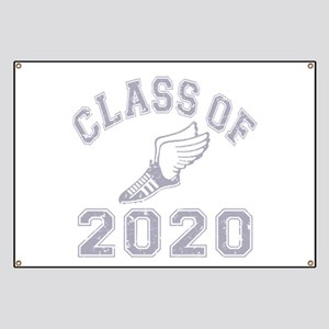 Class of 2020 Track & Field Banner
