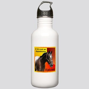 If Not Appaloosa-1 Stainless Water Bottle 1.0L
