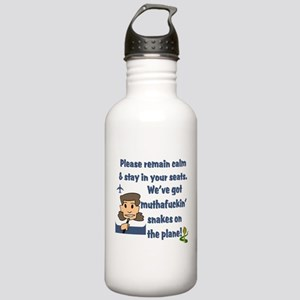 Stewardess S.O.A.P. Stainless Water Bottle 1.0L
