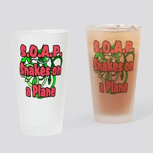 S.O.A.P. Drinking Glass