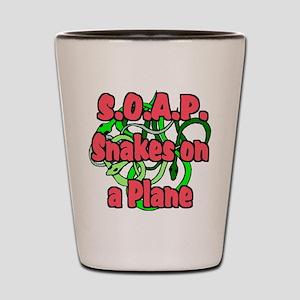 S.O.A.P. Shot Glass