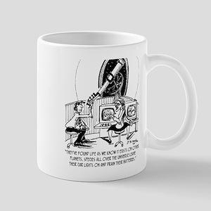Dead Batteries In Space Mug