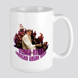GGT w Terry Riley Large Mug