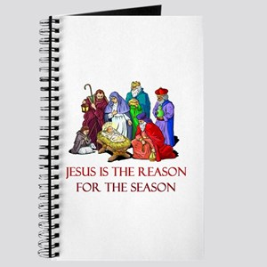 Christmas Jesus is the reason for the season Journ