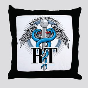 Radiologic Technologist Throw Pillow