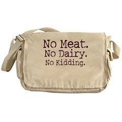 Vegan Pride Messenger Bag