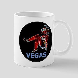 Glitter Gulch Cowgirl Mug