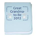 Great Grandma-to-Be 2012 baby blanket