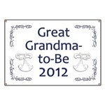Great Grandma-to-Be 2012 Banner