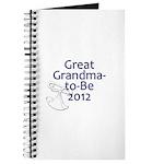 Great Grandma-to-Be 2012 Journal