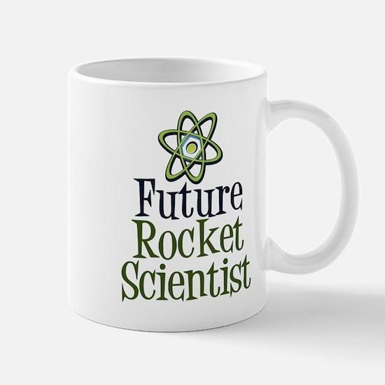 Cute Rocket scientist kid Mug