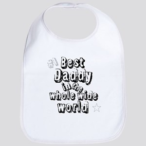 Best Daddy Bib