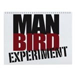 The Year of the Manbird - Super Luxury Calendar