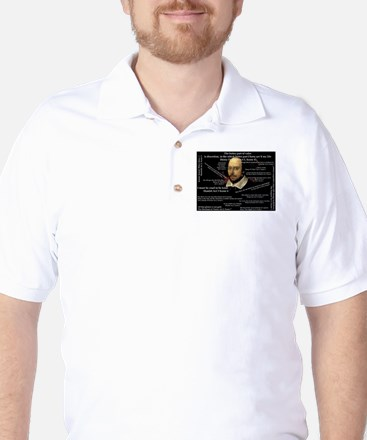 Put your favorite picture on a Golf Shirt