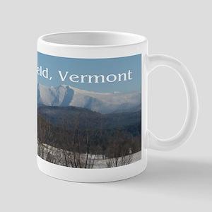 Mount Mansfield, Vermont Mug