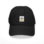 LEBEL Family Crest Black Cap