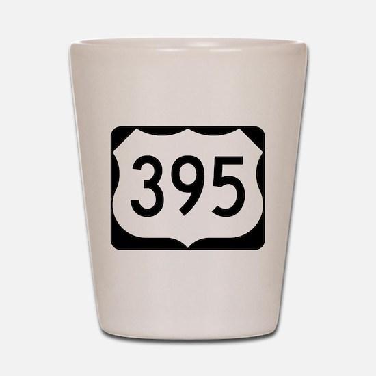 Reno 395 Shot Glass