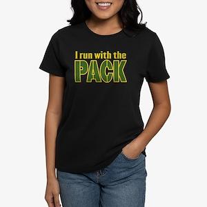 I run with the Pack Women's Dark T-Shirt