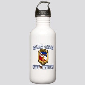 USS Fox Stainless Water Bottle 1.0L