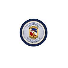 USS Fox Mini Button