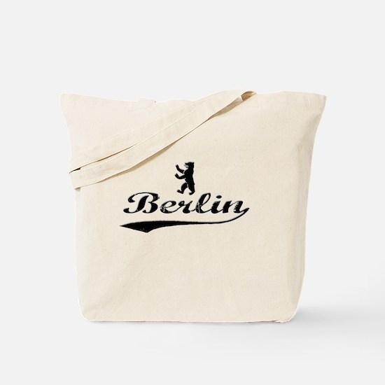 Berlin Bear Tote Bag