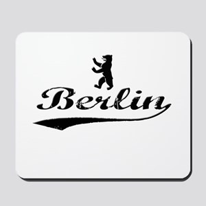 Berlin Bear Mousepad