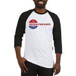 LOVECAMPAIGN Baseball Jersey