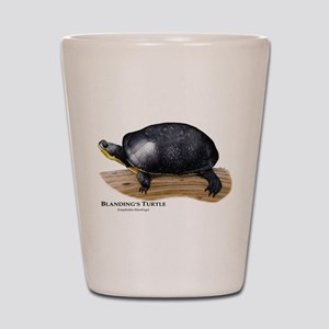 Blanding's Turtle Shot Glass