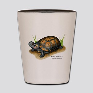 Bog Turtle Shot Glass