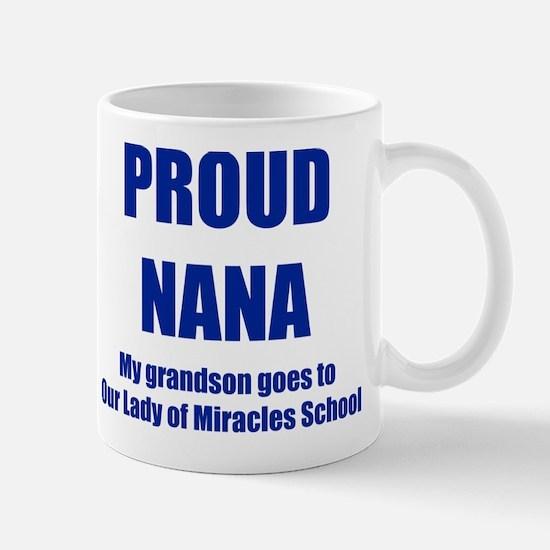 Nana 1 Grandson Mug