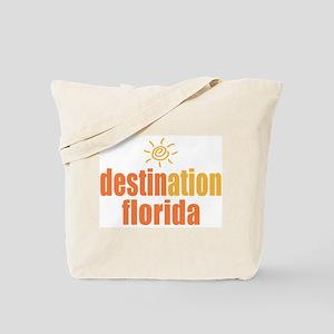 Destination Florida Tote Bag