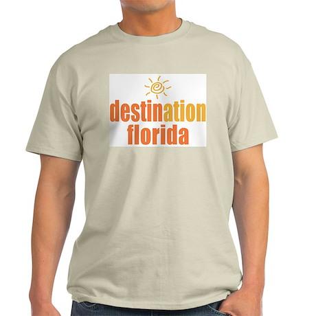 Destination Florida Light T-Shirt
