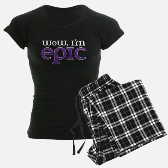 WoW i'm epic Pajamas