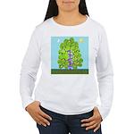 Evolution Women's Long Sleeve T-Shirt
