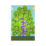 Evolution Rectangle Magnet (100 pack)