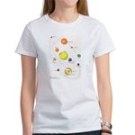 Raw Foods Solar System Women's T-Shirt