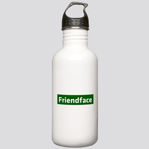 IT Crowd - Friendface Stainless Water Bottle 1.0L