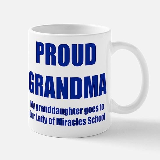 Grandma 1 Granddaughter Mug