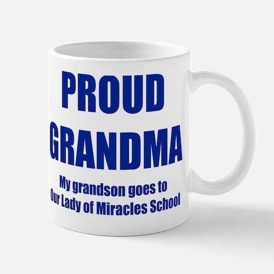 Grandma 1 Grandson Mug